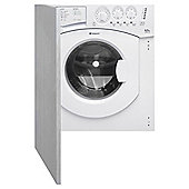 Hotpoint BHWM129UK/2 Washing Machine, 7Kg Load, 1200 RPM Spin, A++ Energy Rating, White