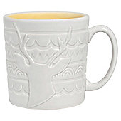 Bliss in the Woods Mug Yellow