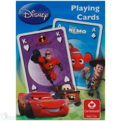 Disney Pixar - Playing Cards - Cartamundi