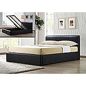 "Altruna Ottoman Storage Bed Frame - Double (4' 6"")"
