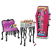 Monster High Social Spots Student Lounge Playset