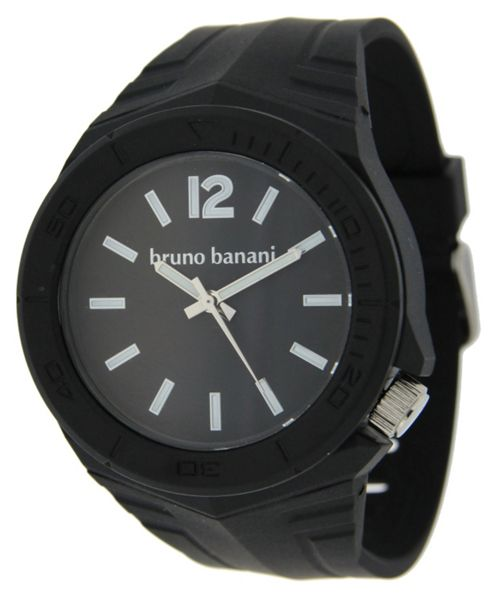 Bruno Banani Prisma Unisex Black Watch - CW3 201 401