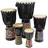 A-Star 20 Player Djembe Pack