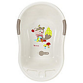 Badabulle Fun And Ergonomic Forest Baby Bathtub