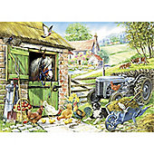 Down On The Farm - Extra Large Puzzle