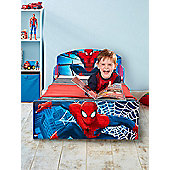 Spiderman Toddler Bed & Foam Mattress