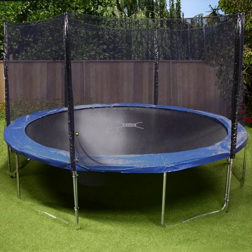 14ft Super SE Trampoline Package