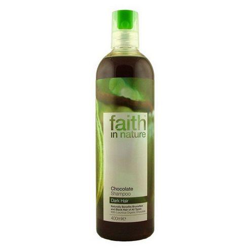 FAITH IN NATURE Chocolate Organic Shampoo