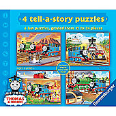 Thomas & Friends 4 Tell-a-Story Puzzles