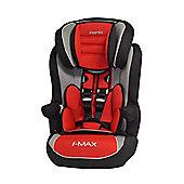 Nania Luxe Imax SP Car Seat, Agora Carmin