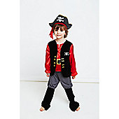ELC Pirate Captain Outfit