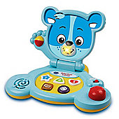 VTech Baby Bear Laptop - Blue