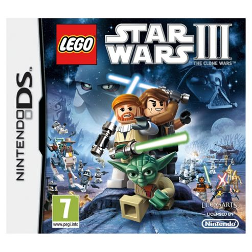 Lego - Star Wars Iii: The Clone Wars