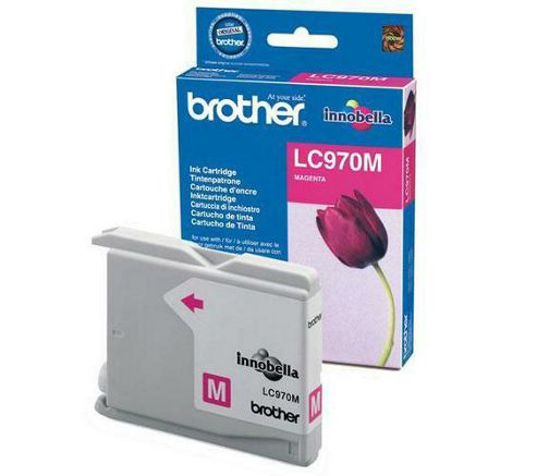 Brother LC970M printer Ink Cartridge - Magenta