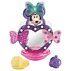 Fisher Price Minnie Mouse Bow-Rific Bath Vanity