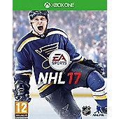NHL '17 Xbox One