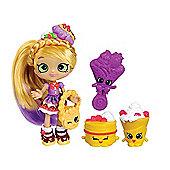 Shopkins Shoppies 15cm Pam Cake Doll