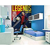 1Wall Lionel Messi Wall Mural