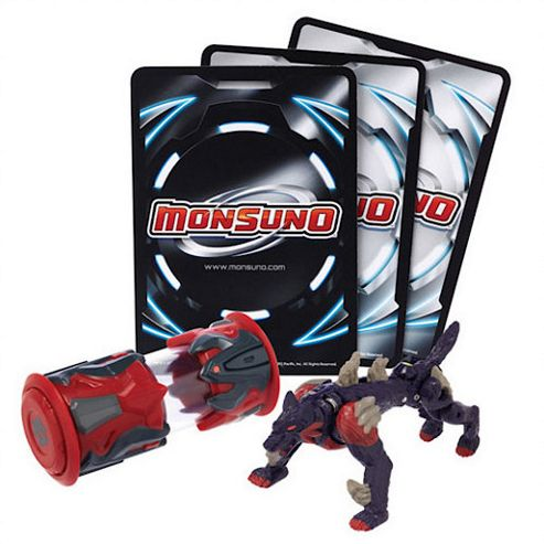 Monsuno Figure Pack - Backslash