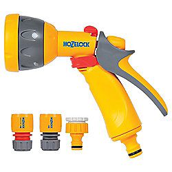Hozelock Multispray Gun Starter Set