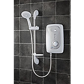 Triton Showers Martinique 20.8 cm x 9.5 cm Electric Shower - 10.5 KW