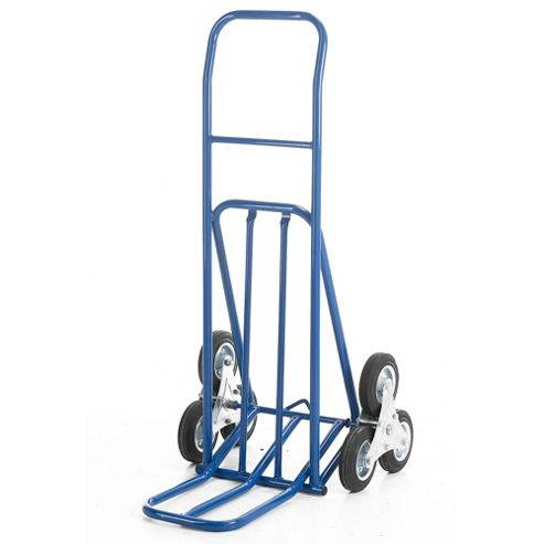 Compact Stairclimber with Fixed Back