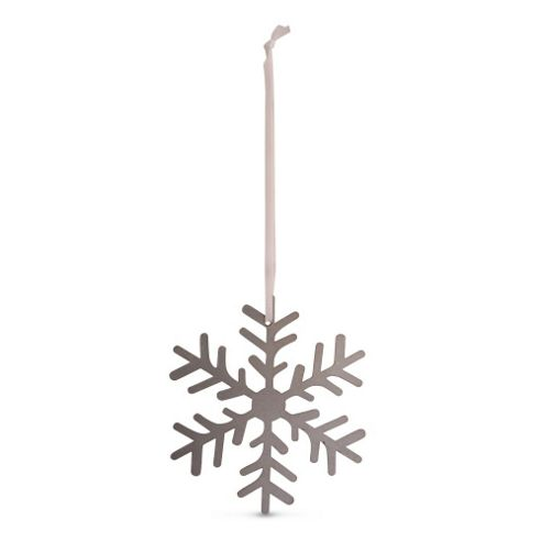 Large Metal Christmas Tree Decoration Snowflake Design A