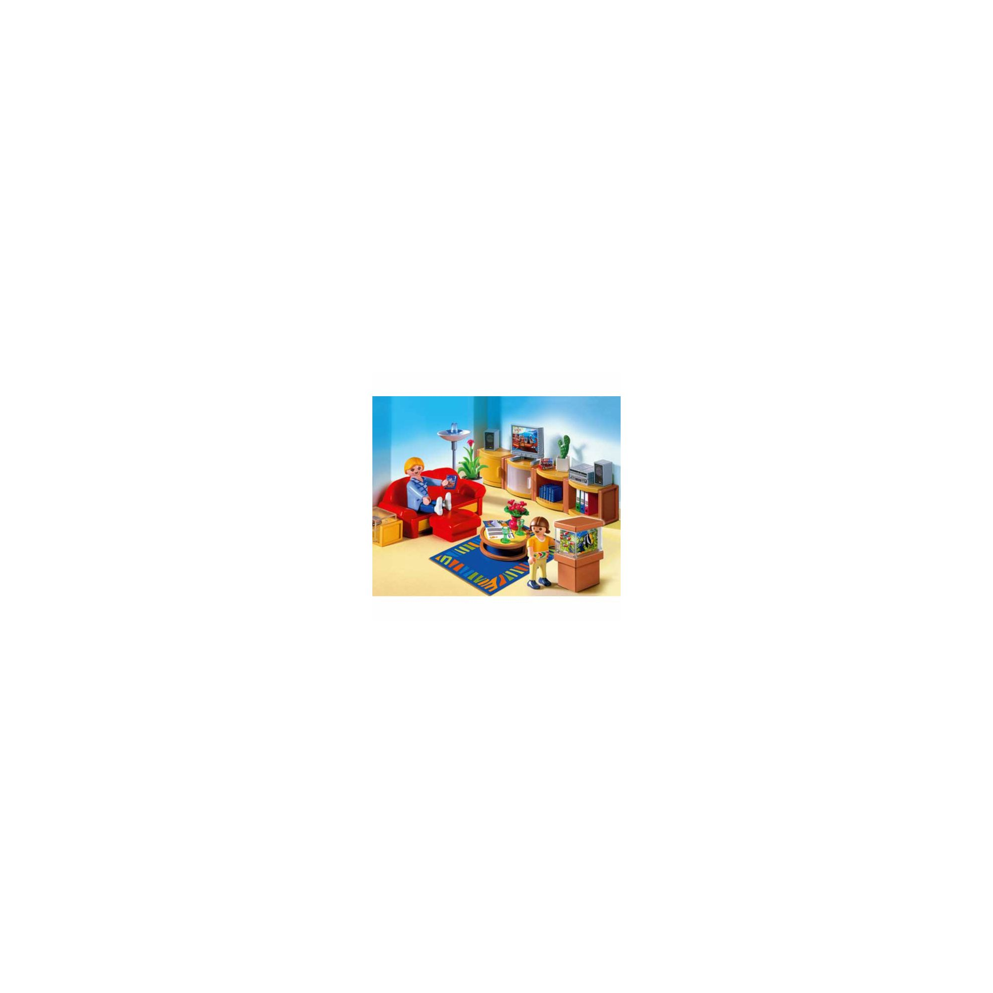 Myshop for Playmobil living room 4282