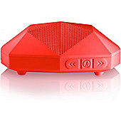 Outdoor Tech Turtle Shell Go Anywhere Boombox Red