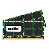 Crucial Technology 8Gb (4Bx2) Ddr3-1066 Sodimm Cl7 Pc3-8500 204In For Mac