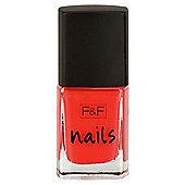 F&F Caribbean Poker nail polish
