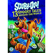 Scooby Doo - Around The World DVD