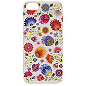Tortoise™ Hard Protective Case, iPhone 5/5S, Folklore design, Multi.