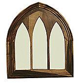 Elements Jaitu Wide Gothic Mirror