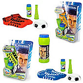 Messi Footbubbles Foot Bubbles Starter Pack with Socks (Random Colour)