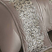 Kylie Minogue 'Petra' Taupe Embellished Sequin Runner, 45 x 225cm