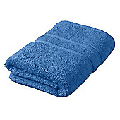 Tesco Face Cloth Royal Blue