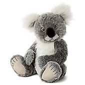 Charlie Bears Kennett Koala Bear 41cm Plush Soft Toy