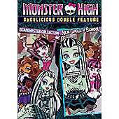 Monster High Double Feature (New Ghoul at School + Scaremester)