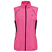 Trespass Ladies Weighton Vest - Pink