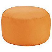 Polyester Vacuum Packed Garden Pod Cushion, Orange