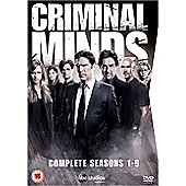 Criminal Minds Season 1-9 (DVD Boxset)