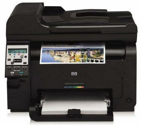 HP LaserJet Pro 100 Colour Multifunction Printer