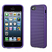 iPhone 5 PixelSkin HD Grape