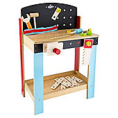 Carousel Wooden Work Bench