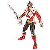 Power Ranger Samurai Super Mega Ranger Red Fire