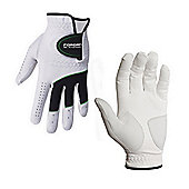 Forgan Premium All Weather Golf Gloves For Right Handed Player - Black