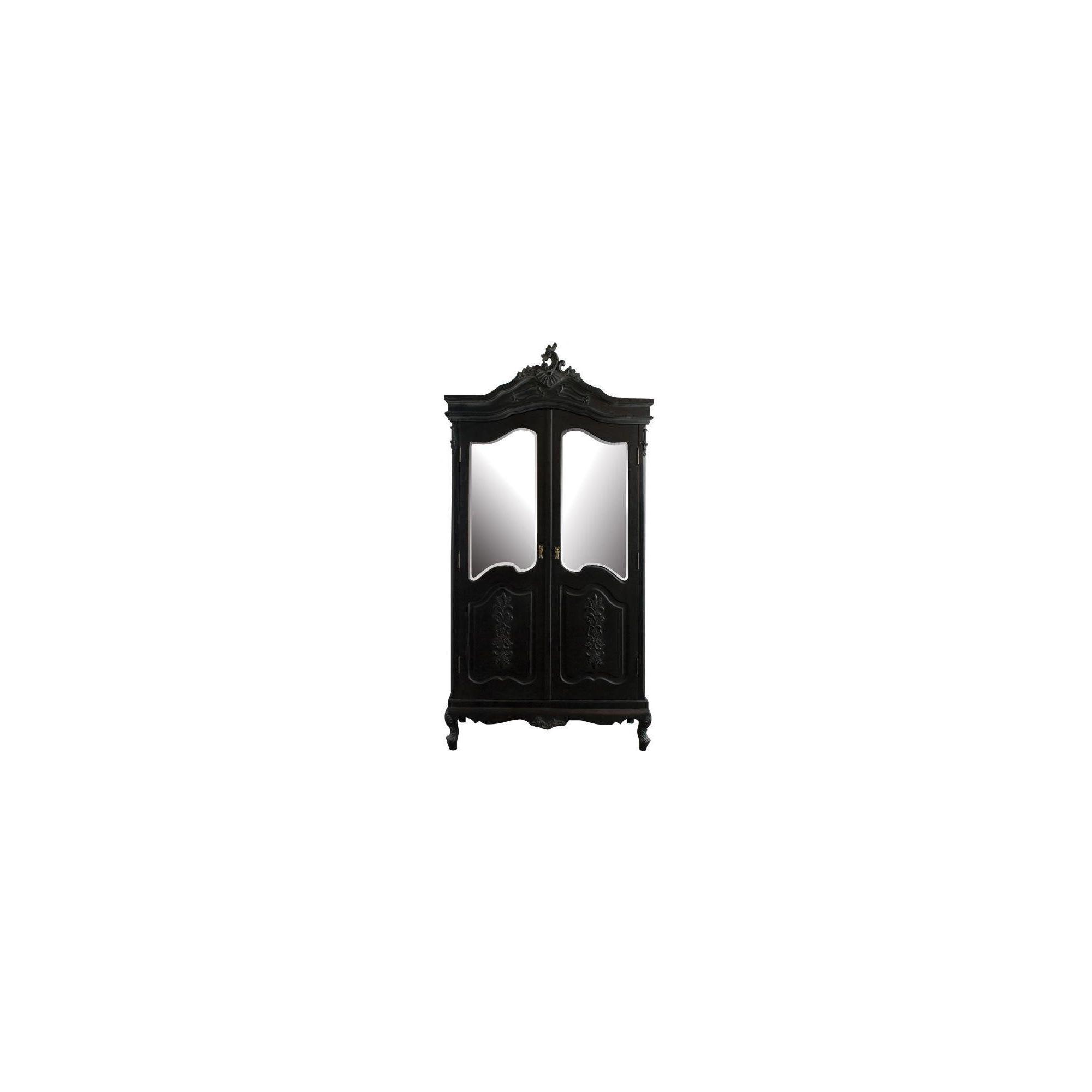 Alterton Furniture Noir Wardrobe at Tesco Direct