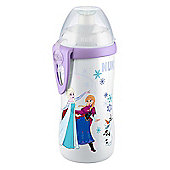 NUK Frozen Elsa & Anna Junior Push Pull Cup