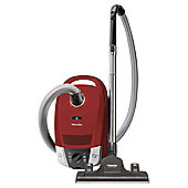 Miele Complete C2 CG Bagged PowerLine Vacuum Cleaner Red, D Energy Rating